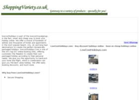 holidays-online.shoppingvariety.co.uk