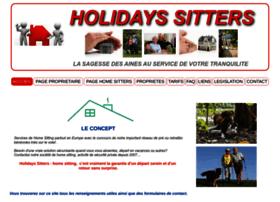 holidays-sitters.com