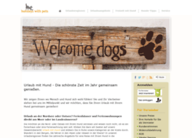 holidays-with-pets.de