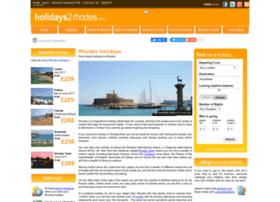 holidays2rhodes.com