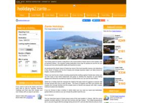 holidays2zante.com
