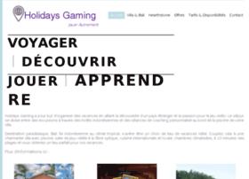 holidaysgaming.com