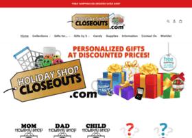 holidayshopcloseouts.com