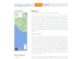 holidaysinrome.info