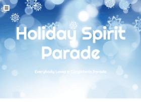 holidayspiritparade.com