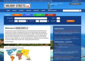 holidaystreets.com