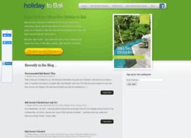 holidaytobali.com.au