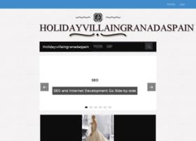 holidayvillaingranadaspain.com