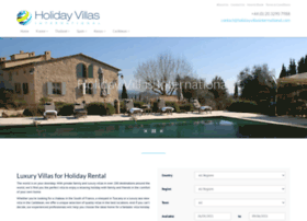 holidayvillasinternational.com