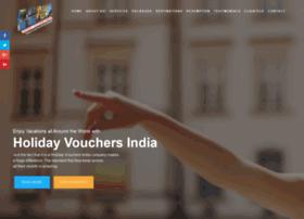 holidayvouchersindia.com