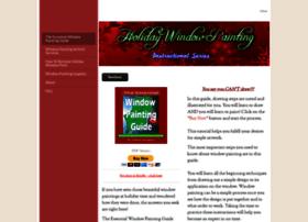 holidaywindowpaint.com