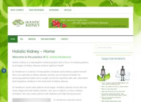 holistic-kidney.com