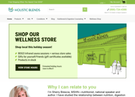 holisticblends.com