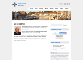 holistichealth-weymouth.co.uk