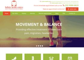 holistichealthcentres.com.au
