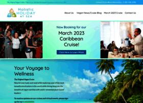 holisticholidayatsea.com