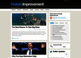 holisticimprovement.com
