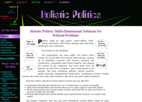 holisticpolitics.org