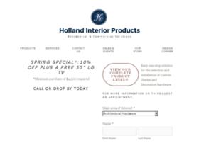 hollandclosets.com