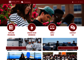 hollandcollege.com