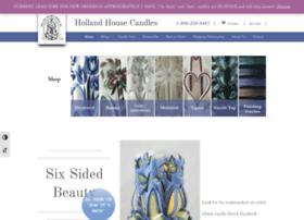 hollandhousecandles.com