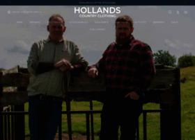 hollandscountryclothing.co.uk