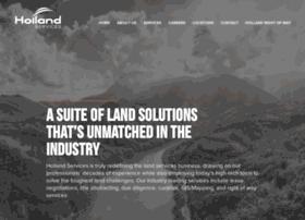 hollandservices.com