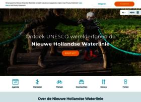 hollandsewaterlinie.nl