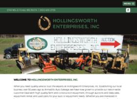 hollingsworthauction.com
