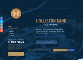 hollistonsand.com