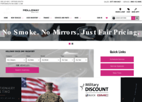 hollowayautomotive.com