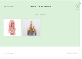 hollowayswigs.bigcartel.com