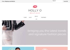 hollyoboutique.com
