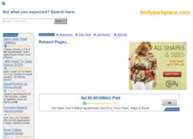 hollyparkplace.com