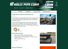 hollypipe.com