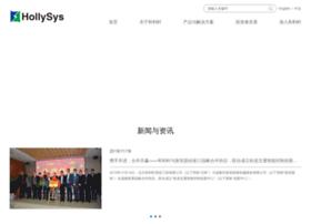 hollysys.com