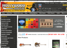 hollywood-music.co.uk