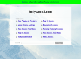 hollywood3.com