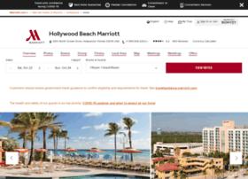 hollywoodbeachmarriott.com
