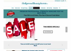 hollywoodbeautysecrets.com