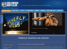 hollywoodbodyclub.com