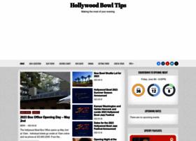 hollywoodbowltips.com