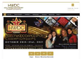 hollywooddancesport.com