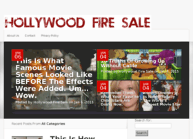 hollywoodfiresale.com