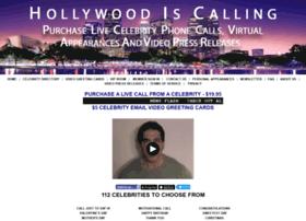 hollywoodiscalling.com