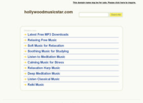 hollywoodmusicstar.com