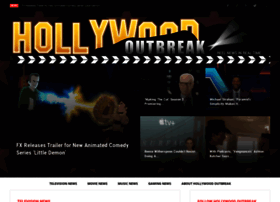 hollywoodoutbreak.com