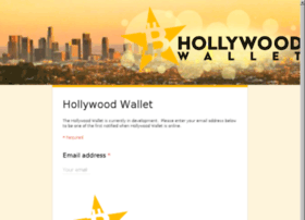 hollywoodwallet.com