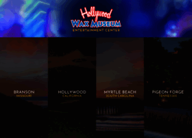 hollywoodwaxentertainment.com