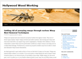 hollywoodwoodworking.com
